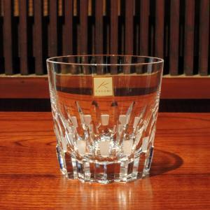 KAGAMI ロックグラス〈校倉〉 T394-312|gunkin-netshop
