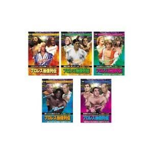 格闘技DVD ジャイアント馬場 プロレス最強列伝 5枚組|gunsa1