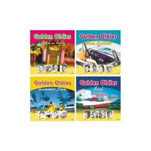 洋楽CD オールディーズベスト 〜ロックンロール、ラブバラード、サマーラブ、ソウル 4枚組|gunsa1