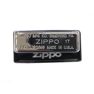 ZIPPO(ジッポー) オイルライター 1941 クロームサテーナ|gunsa1|02