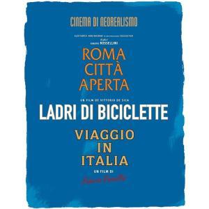 Blu-ray(ブルーレイ) ネオ・レアリズモ傑作選 Blu-ray BOX 無防備都市/自転車泥棒/イタリア旅行 IVBD-1113|gunsa1