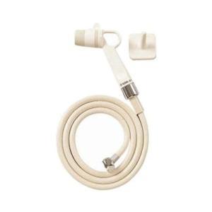 レバー操作で直射と整流吐水の切替ができます。 生産国:日本 仕様:トイレ用ホースの長さ:1.3m