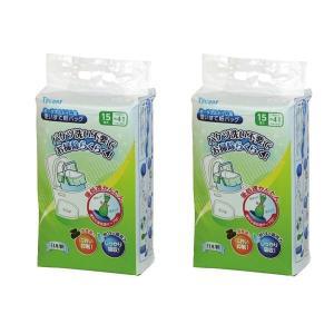 バケツ洗い不要でお掃除が楽に行なえる、使い捨て紙バッグ2個セットです。 生産国:日本 素材・材質:防...