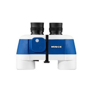 MINOX ミノックス 海上用デジタル双眼鏡 BN ノーティク 7×50 オーシャンブルー gunsa1