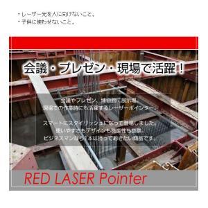 レーザーポインター LPB2401BKの詳細画像1
