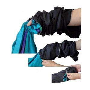 (訳あり)合羽の格納庫  実用新案 濡れた雨合羽を簡単収納 カッパ・かっぱ・kappa ・レインコートを収納|gunsa1|06