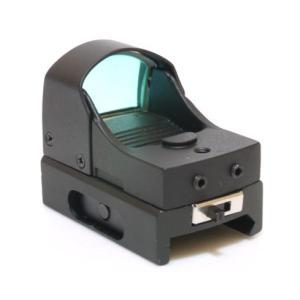 在庫あり [新品] Open Dot Sight Ultra Mini HYUGA ドットサイト ウルトラミニ ヒューガ 国内メーカー [送料別]|gunshop|04