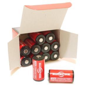 在庫あり [新品] SureFire純正 リチウムバッテリー 123A 12個入BOX シュアファイア [使用推奨期限2027-05 正規品] 084871820134 [送料別]|gunshop|03