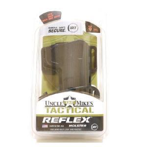 在庫あり [新品] M&P用 UNCLE MIKE'S REFLEX 右手用 74091 アンクルマイクス 実物ホルスター [送料別]|gunshop|02