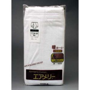 ブリーフ エアメリー 綿100% LL 12-1050LL|gunze-it