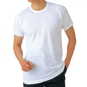 半袖丸首シャツ6枚セット 綿100% 抗菌防臭 KBHM6|gunze-it|02