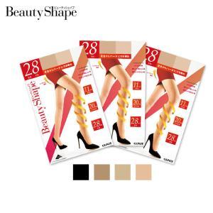 GUNZE(グンゼ)/BeautyShape(ビューティシェイプ ビューティーシェイプ)/【ネット限定】ビユーテイシェイプ28hPa3足組(婦人)/EA400|gunze