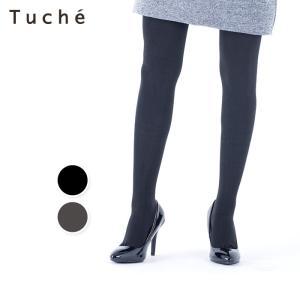 セール 特価 GUNZE(グンゼ)/Tuche(トゥシェ)/400デニール相当 毛混タイツ(レディース)婦人/秋冬/TZJ512/M-L〜L-LL gunze