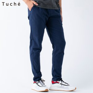 GUNZE(グンゼ)/Tuche(トゥシェ)/裏起毛ストレッチパンツ レギンスパンツ(メンズ)/紳士...