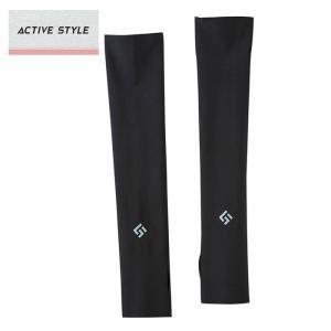 セール 特価 GUNZE(グンゼ)/UV 手袋 ロング 日焼け防止 ACTIVE STYLE(アクティブ スタイル)/アームカバー(レディース)/春夏/AZ1103/M-L|gunze