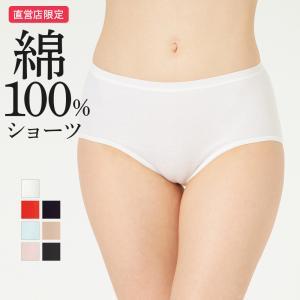 綿100 GUNZE(グンゼ)/the GUNZE(ザグンゼ)/【STANDARD】レギュラーショーツ(婦人)/年間ショーツ/CK2071N|gunze