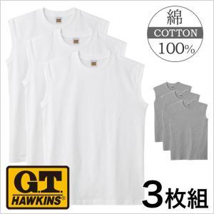 3枚組 GT ホーキンス Tシャツ GUNZE(グンゼ)/HAWKINS(ホーキンス)クルーネックサーフシャツ 3枚セット 31HK15183|gunze