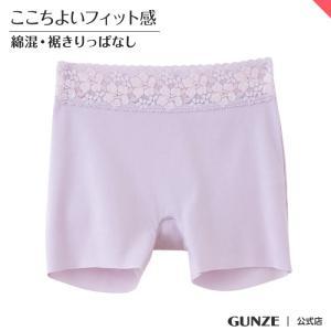 GUNZE(グンゼ)/レギュラーショーツ(レディース)/HR0568/M〜LL|gunze