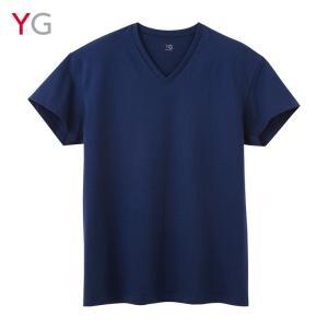 GUNZE(グンゼ)/YG/VネックTシャツ(V首)(紳士)/YV0515|gunze