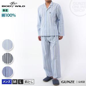 セール 特価 GUNZE(グンゼ)/BODY WILD(ボディワイルド)/紳士長袖長パンツ/BJ4108|gunze