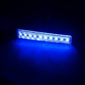 YAC 流星LEDステップライト クリア/ブルー 左右セット|guranpuri-kyoto|03