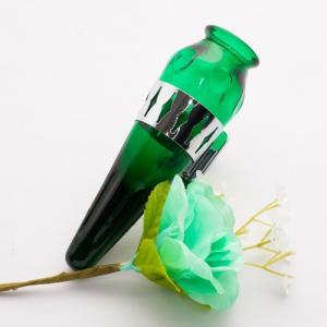 レトロ花瓶 グリーン guranpuri-kyoto