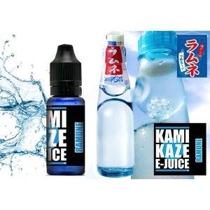 電子タバコ  リキッド プルームテック ベイプ カミカゼ KAMIKAZE ラムネ 国産 15ml 神風 正規品 gurobaru
