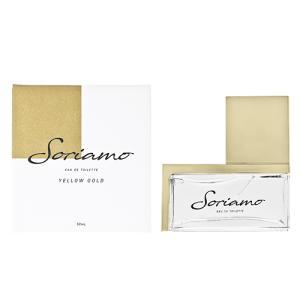 ソリアーモ イエローゴールド EDT SP (男性用香水) 50ml【ネコポス不可】|guruguru-cosme