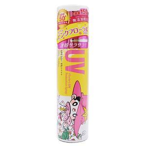 ビベッケ ビベッケの全身まるごと サラサラ UVスプレー ピンクフローラルの香り (日焼け止めスプレー) 150g【ネコポス不可】|guruguru-cosme