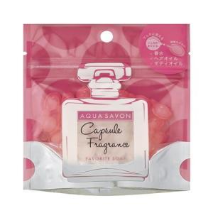 アクアシャボン カプセルフレグランス 大好きなせっけんの香り 19A (女性用香水) 45粒【ネコポス不可】|guruguru-cosme