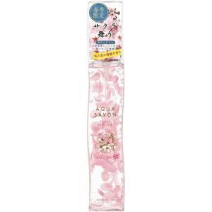 アクアシャボン フラワーボディジェル サクラフローラルの香り 140g【ネコポス不可】|guruguru-cosme