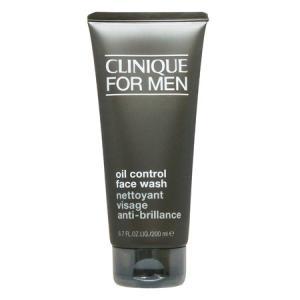 FOR MEN オイルコントロールフェイスウォッシュ/CLINIQUE/洗顔/リキッドタイプの洗顔料...