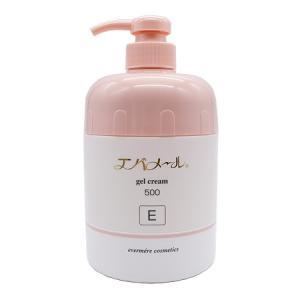 エバメール ゲル クリーム ポンプ 500 (E) 500g【ネコポス不可】|guruguru-cosme