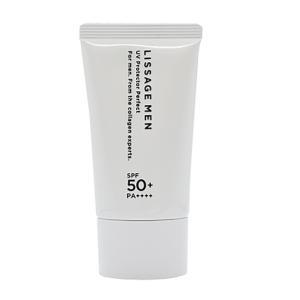 カネボウ リサージ メン UVプロテクターパーフェクト SPF50/PA++++ (男性用日焼け止め) 50g【ネコポス不可】|guruguru-cosme