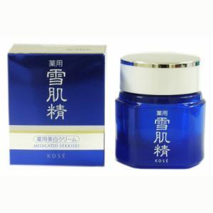 【医薬部外品】コーセー 薬用 雪肌精 クリーム 40g【ネコポス不可】|guruguru-cosme
