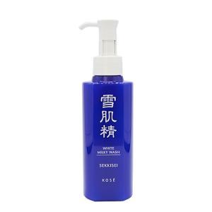 コーセー 雪肌精 ホワイト ミルキィ ウォッシュ (洗顔料) 140ml【ネコポス不可】|guruguru-cosme