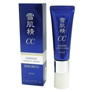 コーセー 雪肌精 ホワイト CCクリーム #01 やや明るい自然な肌色 30g【ネコポス不可】|guruguru-cosme