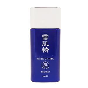 コーセー 雪肌精 ホワイト UV ミルク (日焼け止め乳液) 60g【ネコポス不可】|guruguru-cosme