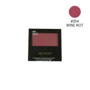 【ネコポス対応】レブロン パウダー ブラッシュ #004 WINE NOT (チーク) 5g [M便 1/1]|guruguru-cosme