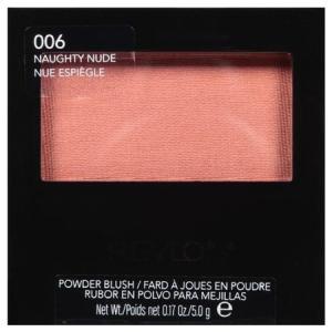 【ネコポス対応】レブロン パウダー ブラッシュ #006 NAUGHTY NUDE (チーク) 5g [M便 1/1]|guruguru-cosme