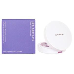 シュウウエムラ ブランクロマ ブライトニング UV クッション ファンデーション ケース (パフ付き)【ネコポス不可】|guruguru-cosme