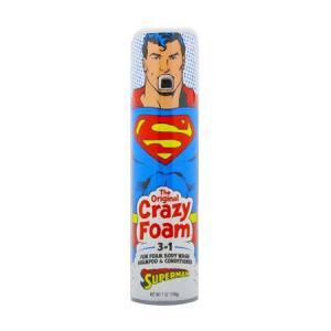 【訳あり】フロンティア クレイジー フォーム SUPERMAN 195g【ネコポス不可】|guruguru-cosme