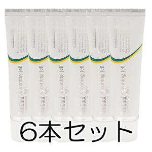 ウエルテック コンクール クリーニングジェル <ソフト> (歯磨き粉) 40g×6本セット【ネコポス不可】|guruguru-cosme