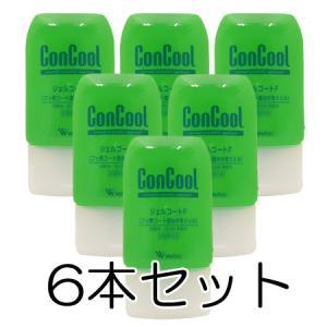 ウエルテック コンクール ジェルコート F (歯磨きジェル) 90g×6本セット【ネコポス不可】|guruguru-cosme