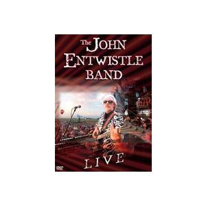 輸入盤 JOHN ENTWISTLE BAND / LIVE [DVD]|guruguru