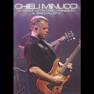 輸入盤 CHIELI MINUCCI / NIGHT WITH CHIELI MINUCCI & SPECIAL EFX [DVD]|guruguru