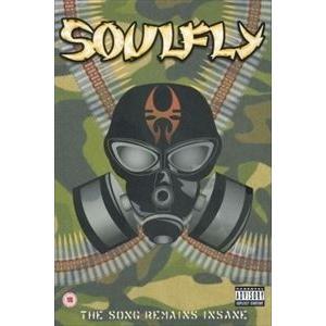 輸入盤 SOULFLY / SONG REMAINS INSANE [DVD]|guruguru