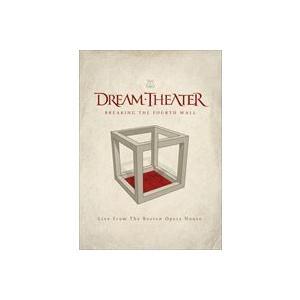 輸入盤 DREAM THEATER / BREAKING THE FOURTH WALL (LIVE FROM THE BOSTON OPERA HOUSE) [DVD]|guruguru