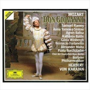 輸入盤 HERBERT VON KARAJAN / MOZART : DON GIOVANNI [3CD]|guruguru