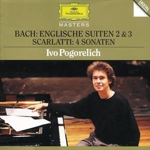 輸入盤 IVO POGORELICH / ENGLISCHE SUITEN #2 & 3 [CD]|guruguru